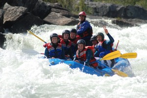 Rafting Norwegen